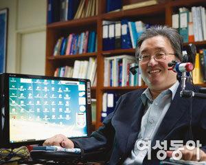 '한국의 스티븐 호킹' 이상묵 교수