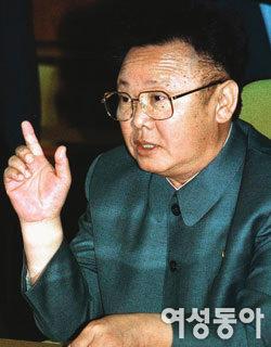 김정일 북한 국방위원장
