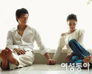 '허니문 베이비' 출산한 김보민·김남일 부부
