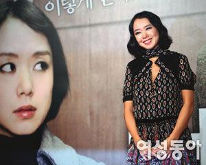 임신 6개월, '예비엄마' 전도연 프라이버시 인터뷰