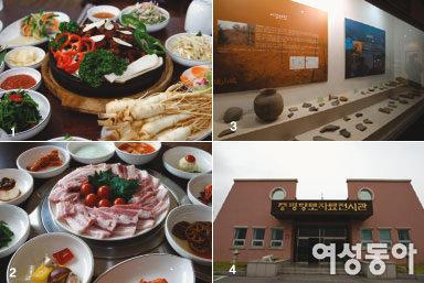 충북 진천·증평·청원에서 즐기는 이색 맛기행