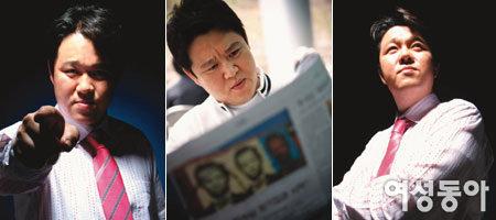 독설가 김구라 의외의 인간적 고민