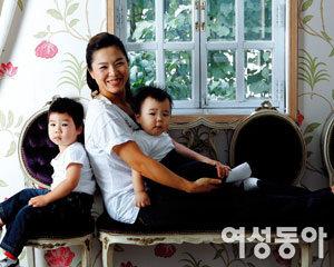 김지선 출산 전 몸매로 되돌리는 관리법 & 개구쟁이 세 아들 키우는 재미