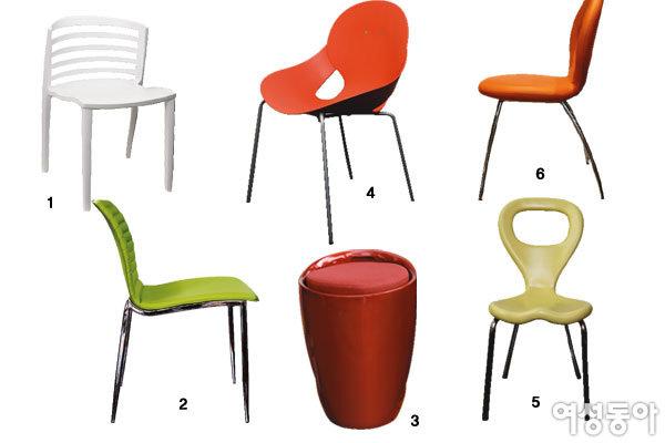 인테리어에 힘주는 의자, 리폼하거나 구입하거나