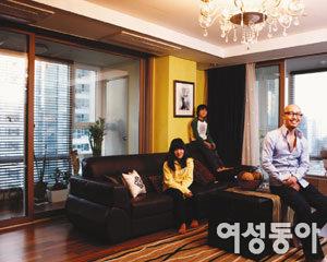입양한 조카들의 웃음소리 가득한 홍석천의 집에 가다