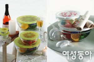 투명한 유리 재질의 코멕스 글라스볼을 만나다
