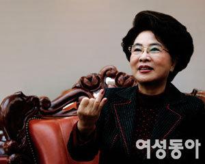자서전 '간절히 꿈꾸고 뜨겁게 도전해라' 펴낸 가천길재단 이길여 회장