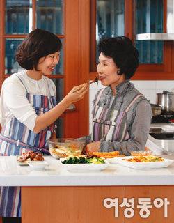 친정엄마의 설날 요리 노트