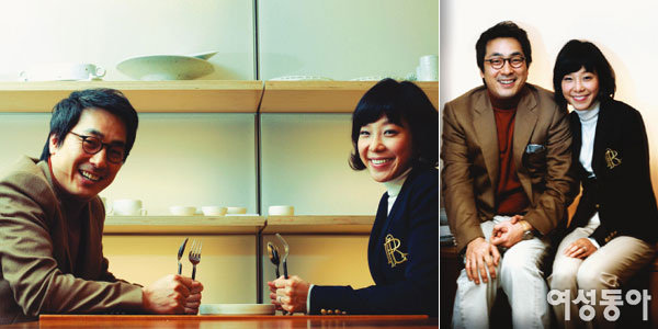 20년 전 첫사랑과 결혼! 김한석 박선영 부부의 맛깔 난 러브스토리