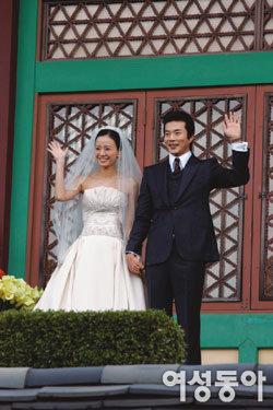 올봄 부모 되는 권상우 손태영 Sweet Honeymoon