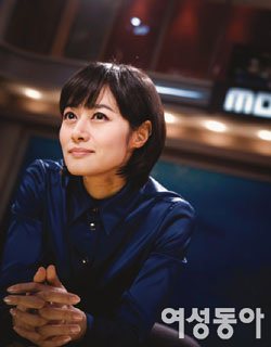 'Newsholic' 김주하 그녀가 특별한 이유