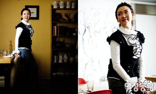 이상아  다시 시작하는 '제2의 연기인생' & 가족 이야기