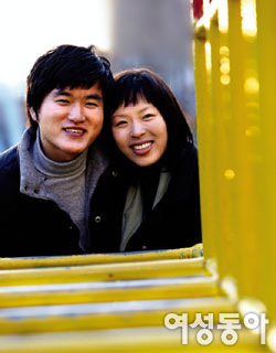 암도 갈라 놓지 못한 사랑 김명준 김미혜 부부