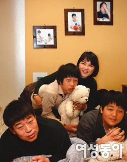 김형태 김은아 가족