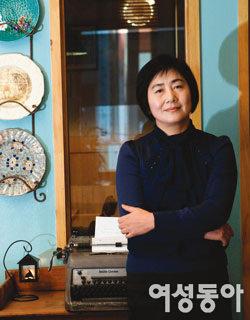 쉰넷에 등단한 늦깎이 시인 박미산 감동 인생고백