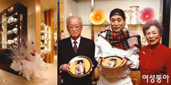 한국도자기 롯데센터점에 가다
