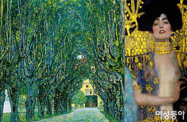 매혹적인 클림트의 작품 세계 한눈에 펼쳐지는  황금빛 축제  클림트展