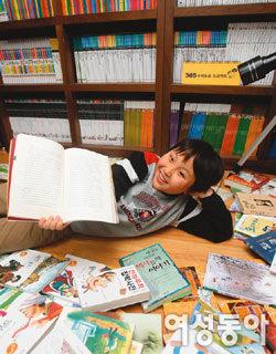 '11세 퀴즈 영웅'신정한 세상을 깜짝 놀라게 한 공부 비결
