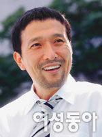 엉뚱하지만 가슴 따뜻한 '잔디아빠' 안석환