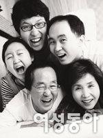 달라진 가족사진 트렌드