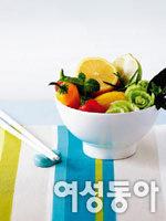 나른한 봄날 비타민 요리 어때요?