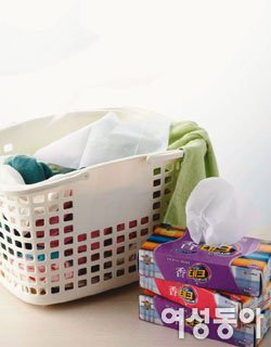 뽑아쓰는 세탁세제