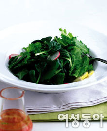 1 Salad ×6 Dressing