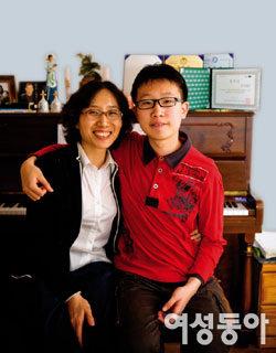 자폐 피아니스트 송선근 어머니 이수진 아름다운 동행