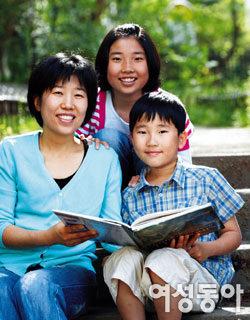 영어 스피치 대회 휩쓴 진시화·원준 남매 엄마 박금숙