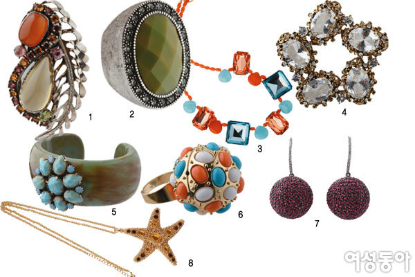 Bling! Bling! Costume Jewelry