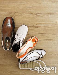 건강하고 예쁜 발 만들기