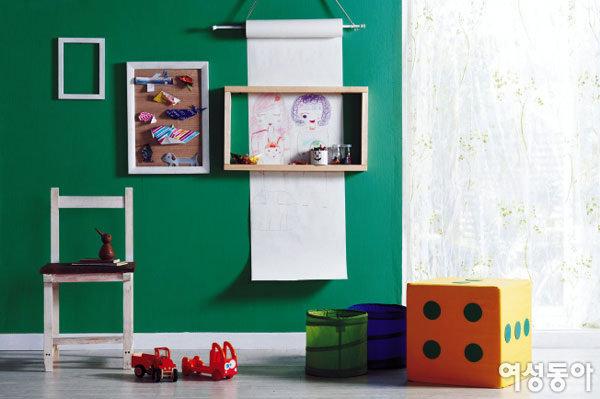 아이와 함께 만드는 놀이 소품 DIY