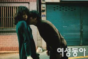 팜므 파탈 매력 한껏 발산, 영화 '박쥐' 헤로인  김옥빈