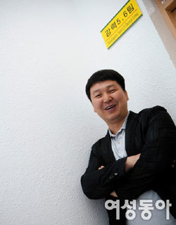 추리소설 펴낸 15년 차 강력계 형사 박주섭 경위