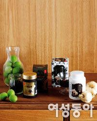 여름철 건강 도우미 매실 & 흑마늘