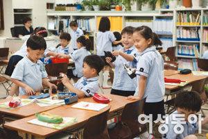 사립초등학교를 가다/두번 째  지덕체의 요람, 광운초등학교
