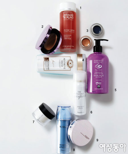 Step Downsizing  Cosmetics