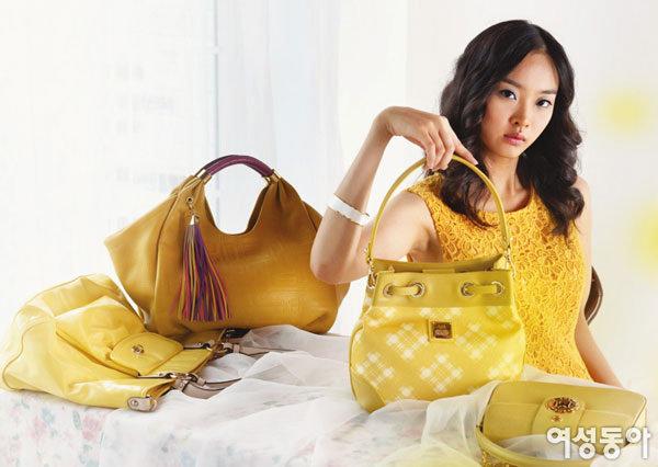 Vivid  Color Bags
