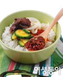 오늘은 비빔밥, 내일은 볶음밥