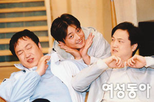 9년 만에 시트콤'세 남자'로 돌아온 윤다훈