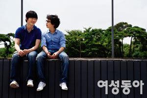 '안상태 기자'&  '마빡이' 인기 재현 위해 손 잡다 안상태& 김대범