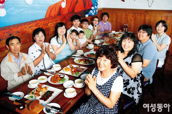건강한 아이 출산 기원하는 베이비샤워 파티