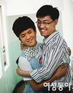 '스타킹'이 낳은 스타 김지호 & 아빠 김형로