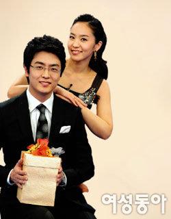 4년 열애 종지부 찍고 결혼 골인 박지윤 최동석 아나운서
