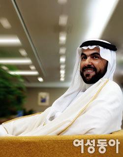 중동 최초 한국 홍삼 수입하는 사우디아라비아 알무타와 그룹 슐레이만 알무타와 회장