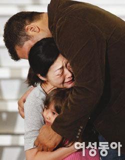 북한에 억류됐다 풀려난 한국계 여기자 유나 리