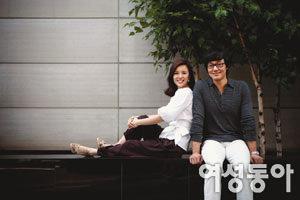 함께 있어 더 아름다운 부부 박성웅 신은정 알콩달콩 신혼일기
