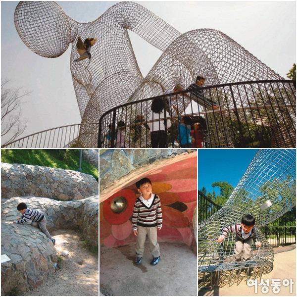 놀며 상상력 키우는 공간, 서울숲 나들이