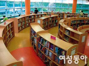 놀이터보다 재미있는 어린이 도서관