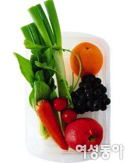 과일 & 채소 안심 세척법